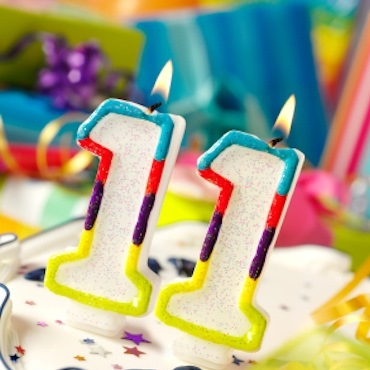 Infocell is 11 years old! Congratulations!